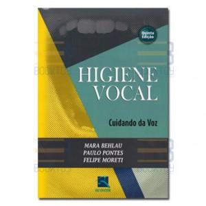 Higiene Vocal - Cuidando da Voz