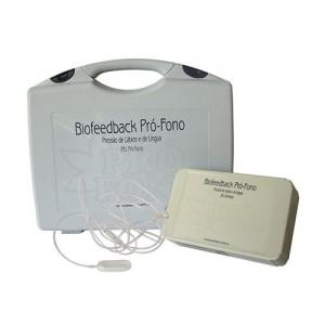 Biofeedback Pró-Fono: Pressão de Lábios e de Língua