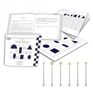 Instrumento de Estereognosia Intraoral (IEI) Pró-Fono – Verde