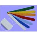 Espátulas Coloridas de Plástico