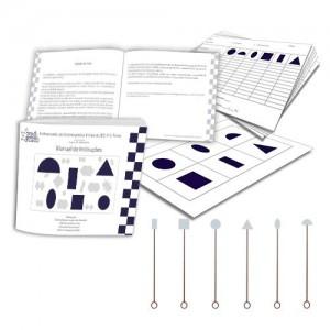 Instrumento de Estereognosia Intraoral (IEI) Pró-Fono – Incolor