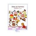 Álbum de 168 Figuras Adesivas Selecionadas por Fonemas